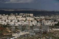 Israel chưa thực hiện nghị quyết của LHQ ngừng xây khu định cư