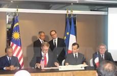 Malaysia chưa quyết định mua máy bay tiêm kích Rafale của Pháp