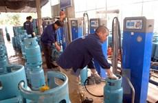 Từ ngày 1/4, giá gas bán lẻ sẽ giảm 25.000 đồng cho mỗi bình 12kg