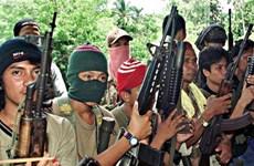 Philippines: Chính phủ và phiến quân hòa đàm thất bại