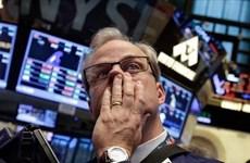 Mỹ: Sắc đỏ bao phủ thị trường chứng khoán Phố Wall