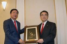 TP.HCM mong muốn tỉnh Aichi hợp tác phát triển công nghiệp hỗ trợ