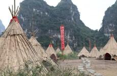 """Phim trường """"Kong: Skull Island"""" - điểm mới của du lịch Ninh Bình"""