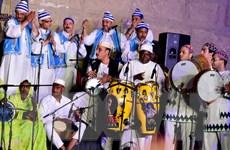 Liên hoan Trống và nghệ thuật truyền thống quốc tế tại Ai Cập