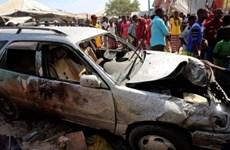 Phiến quân Somalia đánh bom làm 8 lính chính phủ thiệt mạng