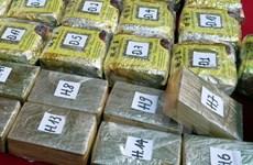 Bắt 2 đối tượng cầm đầu đường dây buôn bán ma túy từ Bắc vào Nam