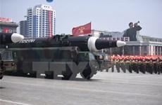 Hàn Quốc xác nhận Triều Tiên tiến hành tập trận bắn đạn thật