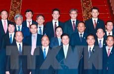 Báo chí Lào ca ngợi quan hệ song phương Việt Nam-Lào