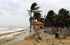 Gần 7.000 người phải sơ tán sau khi bão đổ bộ ở Quảng Đông