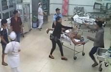 Hà Nội: Côn đồ vào tận bệnh viện, dùng hung khí hành hung bệnh nhân