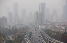 Nhật Bản ban bố cảnh báo ô nhiễm không khí ở miền Tây Nam