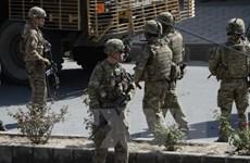 Mỹ, Anh và Jordan triển khai quân gần biên giới của Syria