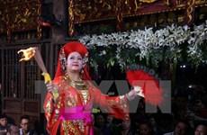 Festival Thực hành tín ngưỡng thờ Mẫu Thượng ngàn đầu tiên