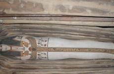 Ai Cập: Các nhà khảo cổ phát hiện 17 xác ướp cổ trong hầm bí mật