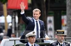 Tân Tổng thống Pháp cam kết khôi phục lòng tin của người dân