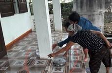 Nghệ An: Xác định nguyên nhân gây hiện tượng thềm nhà nóng bất thường