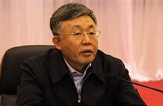 Trung Quốc phạt tù cựu quan chức tỉnh Liêu Ninh vì tội tham nhũng