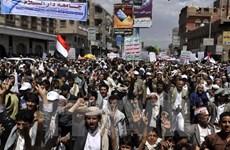 Yemen: Biểu tình lan rộng tại thành phố Aden ở miền Nam