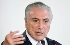 Tòa án Brazil xem xét cáo buộc chống Tổng thống Michel Temer