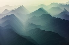 Ảnh đẹp trong tuần: Huyền ảo những dãy núi mờ sương ở Mexico