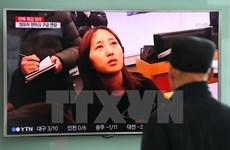 Đan Mạch dẫn độ con gái của bà Choi Soon-sil về Hàn Quốc