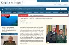 Gác lại quá khứ, Việt Nam-Mỹ mở rộng hợp tác an ninh quốc phòng