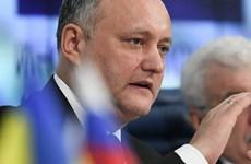 Moldova quay lại mối quan hệ đối tác chiến lược với Nga