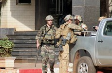 Quân đội Pháp tiêu diệt 20 tay súng thánh chiến tại Mali