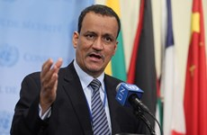 """Houthi cấm Đặc phái viên Liên hợp quốc quay lại Yemen vì """"thiên vị"""""""