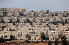 Israel thông qua kế hoạch xây dựng 1.500 ngôi nhà định cư