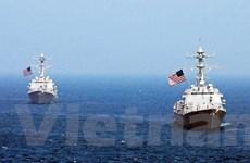 Tư lệnh Mỹ: Tàu hải quân sẽ tăng thời gian lưu lại Biển Đông