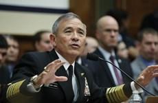Mỹ tìm nhân sự thay thế Tư lệnh Bộ chỉ huy Thái Bình Dương