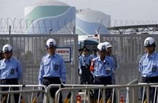 Nhật Bản lần đầu diễn tập chống khủng bố nhằm vào cơ sở hạt nhân