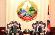 Thủ tướng Lào đánh giá cao kết quả của hai Ban công tác đặc biệt