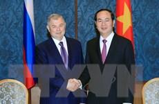 Chủ tịch nước: VietsovPetro là biểu tượng của sự hợp tác Việt-Nga