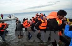 Pháp, Đức và Italy thảo luận biện pháp đối phó làn sóng di cư