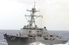 Lực lượng hải quân Mỹ tham gia tập trận tại Trung, Nam Mỹ