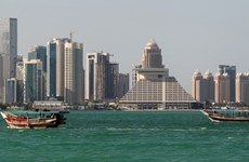 Các nước Arab thông báo với WTO về biện pháp trừng phạt Qatar