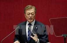 Tổng thống Hàn Quốc lên án mạnh mẽ vụ phóng tên lửa của Triều Tiên