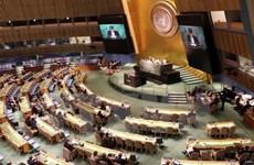 Iran hoan nghênh hiệp ước cấm vũ khí hạt nhân của Liên hợp quốc