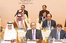 Thủ tướng kết thúc chuyến thăm chính thức Đức và dự hội nghị G-20