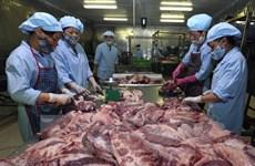 Bộ Công Thương mong cơ quan ngoại giao tìm thị trường cho thịt lợn