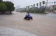 Bắc Bộ tiếp tục mưa trên diện rộng, nhiều nơi có mưa lớn