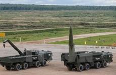 Nga triển khai 8.000 binh sỹ tham gia tập trận ở Zabaykalsky Krai