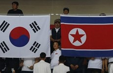 [Video] Hàn Quốc đặt lộ trình phi hạt nhân hóa Bán đảo Triều Tiên