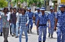 Chính phủ Maldives huy động quân đội phong tỏa nhà Quốc hội