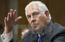 Truyền thông Mỹ: Ngoại trưởng Rex Tillerson có thể sớm từ chức