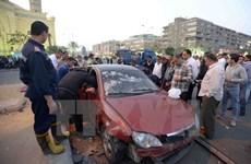 Ai Cập: Đánh bom xe làm 7 dân thường thiệt mạng tại Bắc Sinai
