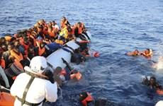 """Italy yêu cầu các tổ chức nhân đạo ký """"Bộ quy tắc ứng xử"""" trên biển"""