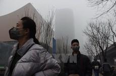 Tình trạng ô nhiễm không khí tại Bắc Kinh chưa được cải thiện